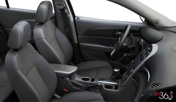 2016 Chevrolet Malibu Limited LS | Photo 1 | Jet Black/Titanium Premium Cloth
