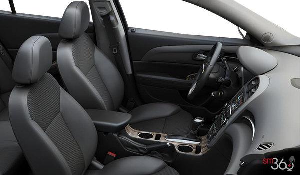 2016 Chevrolet Malibu Limited LT | Photo 1 | Jet Black/Titanium Premium Cloth/Leatherette