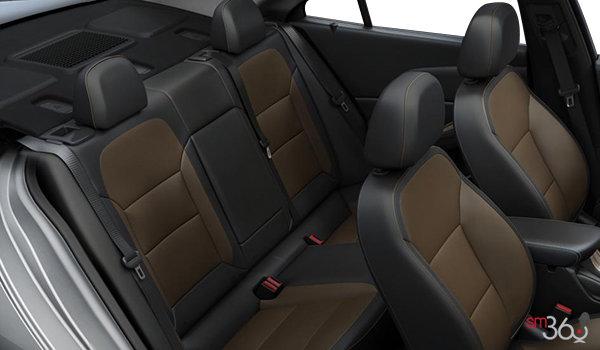 2016 Chevrolet Malibu Limited LTZ | Photo 2 | Jet Black/Brownstone Leather