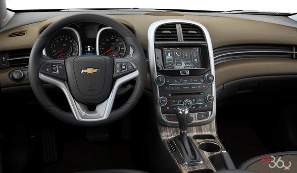2016 Chevrolet Malibu Limited LTZ | Photo 3 | Jet Black/Brownstone Leather