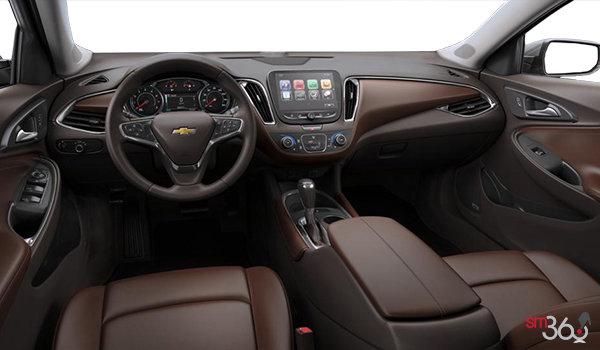 2016 Chevrolet Malibu LT | Photo 3 | Dark Atmosphere/Loft Brown Leather