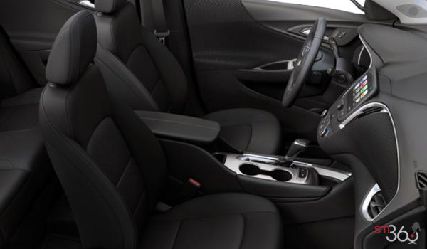 2016 Chevrolet Malibu LT | Photo 1 | Jet Black Premium Cloth