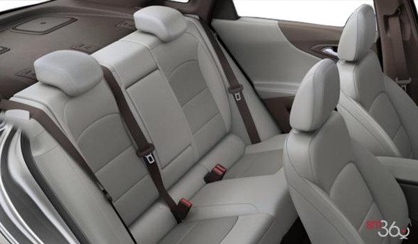 2016 Chevrolet Malibu PREMIER | Photo 2 | Dark Atmosphere/Medium Ash Grey Perforated Leather