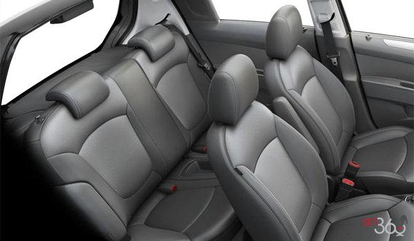 2016 Chevrolet Spark Ev 2LT | Photo 2 | Dark Pewter/Silver Leatherette