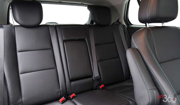 2016 Chevrolet Trax LTZ   Photo 2   Jet Black Leatherette