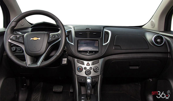 2016 Chevrolet Trax LTZ   Photo 3   Jet Black Leatherette