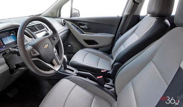 2016 Chevrolet Trax LTZ   Photo 1   Jet Black/Light Titanium Leatherette