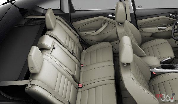 2016 Ford C-MAX SEL HYBRID | Photo 2 | Medium Light Stone Leather