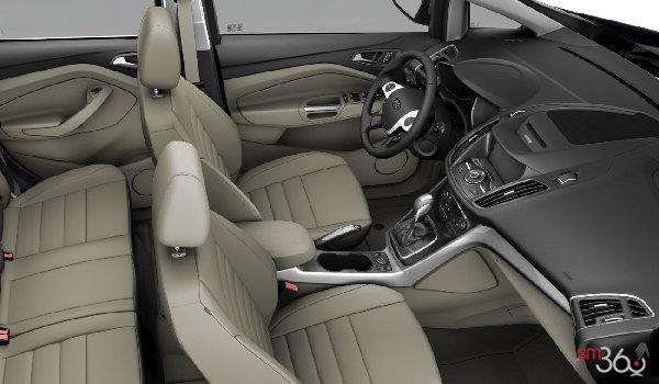 2016 Ford C-MAX SEL HYBRID | Photo 1 | Medium Light Stone Leather