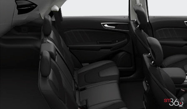 2016 Ford Edge SPORT | Photo 2 | Ebony Perforated Leather