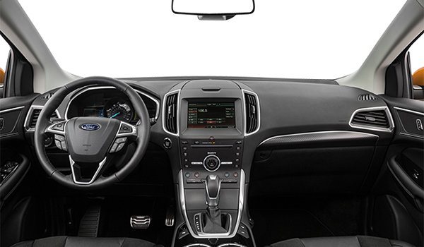 2016 Ford Edge SPORT | Photo 3 | Ebony Perforated Leather