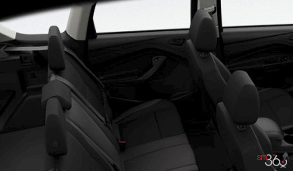 2016 Ford Escape S | Photo 2 | Charcoal Black Cloth