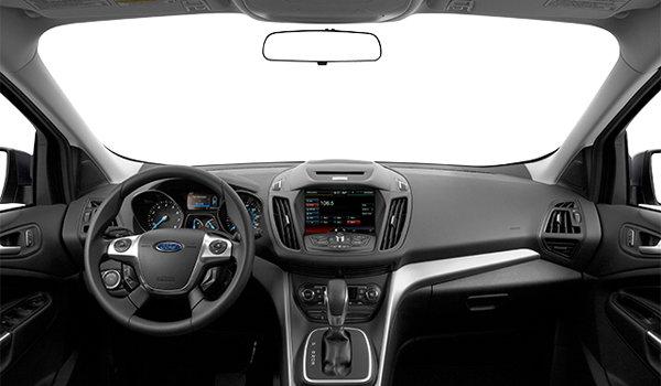 2016 Ford Escape SE | Photo 3 | Charcoal Black Partial Leather