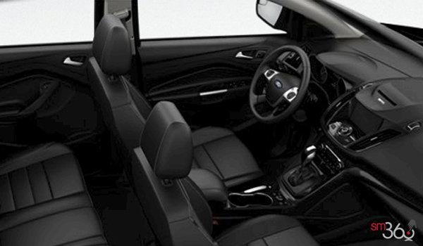 2016 Ford Escape TITANIUM | Photo 1 | Charcoal Black Leather