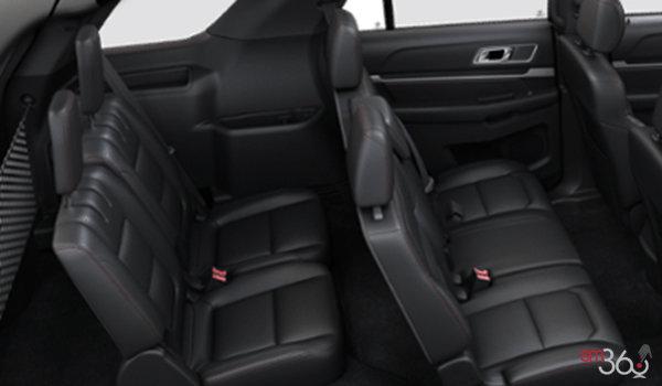2016 Ford Explorer SPORT | Photo 2 | Ebony Black Perforated Leather