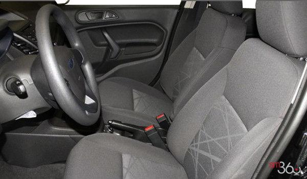 2016 Ford Fiesta S HATCHBACK | Photo 1 | Charcoal Black Cloth
