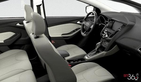 2016 Ford Focus Hatchback TITANIUM | Photo 1 | Medium Soft Ceramic Unique Leather