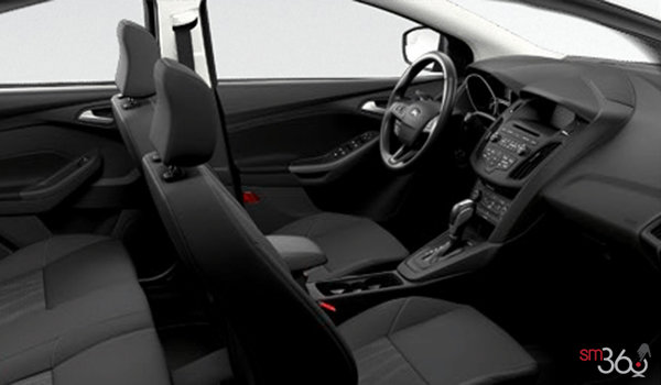 2016 Ford Focus Sedan SE | Photo 1 | Charcoal Premium Cloth