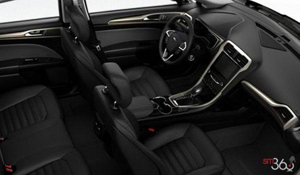2016 Ford Fusion Energi SE | Photo 1 | Charcoal Black Leather