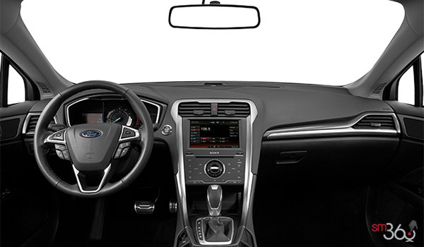 2016 Ford Fusion Hybrid TITANIUM | Photo 3 | Medium Soft Ceramic Leather