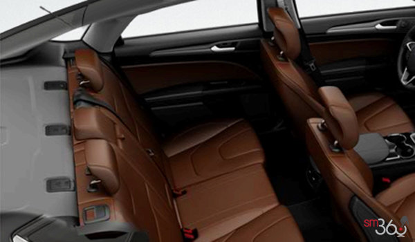 2016 Ford Fusion Hybrid TITANIUM | Photo 2 | Terracotta Leather/Black