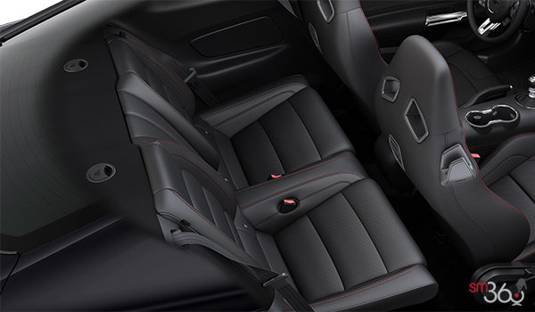 2016 Ford Mustang EcoBoost Premium | Photo 2 | Red Line/Ebony Recaro Leather