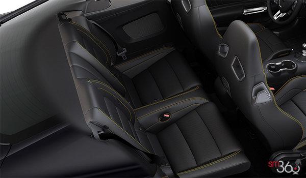 2016 Ford Mustang EcoBoost Premium | Photo 2 | Yellow Jacket/Ebony Recaro Leather