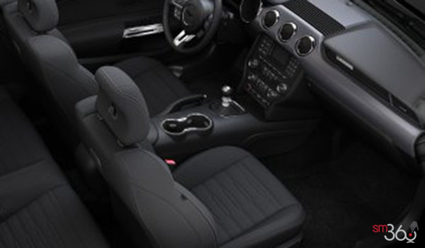 2016 Ford Mustang EcoBoost   Photo 1   Ebony Cloth