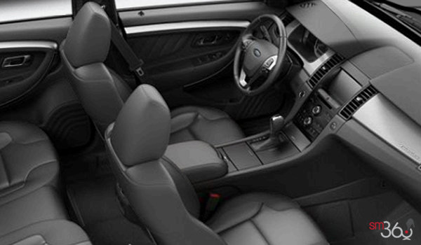2016 Ford Taurus SEL | Photo 1 | Black Anthracite Leather
