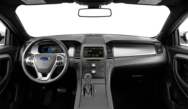 2016 Ford Taurus SEL | Photo 3 | Black Anthracite Leather