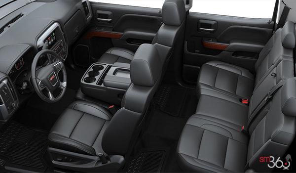 2016 GMC Sierra 1500 SLT | Photo 2 | Jet Black Leather