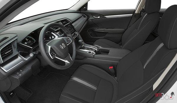 2016 Honda Civic Sedan EX-T | Photo 1 | Black Fabric