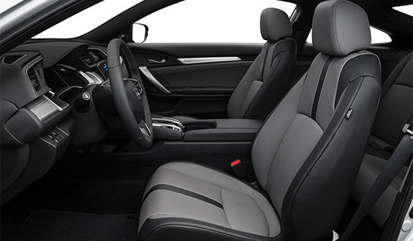 2016 Honda Civic Coupe TOURING | Photo 1 | Grey Leather