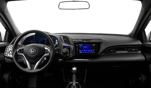 2016 Honda CR-Z Premium   Photo 3   Black Leather