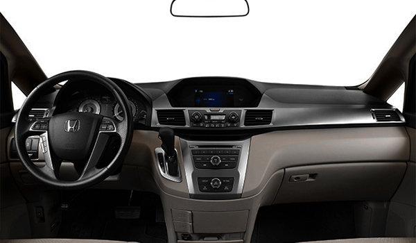 2016 Honda Odyssey LX | Photo 3 | Truffle Fabric
