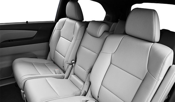2016 Honda Odyssey TOURING | Photo 2 | Grey Leather