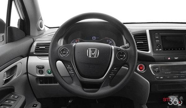 2016 Honda Pilot LX | Photo 3 | Grey Fabric