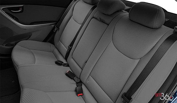2016 Hyundai Elantra L | Photo 2 | Grey Cloth