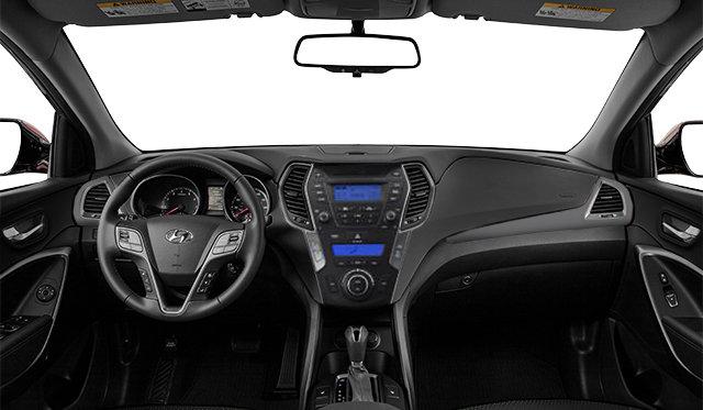 2016 Hyundai Santa Fe Sport 2.0T PREMIUM | Photo 3 | Black Cloth