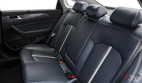 2016 Hyundai Sonata Hybrid ULTIMATE | Photo 2 | Blue Leather