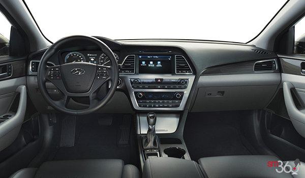 2016 Hyundai Sonata Hybrid ULTIMATE | Photo 3 | Grey Leather