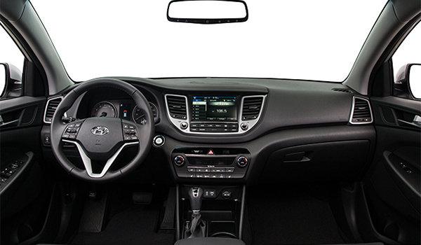 2016 Hyundai Tucson LIMITED | Photo 3 | Black Leather