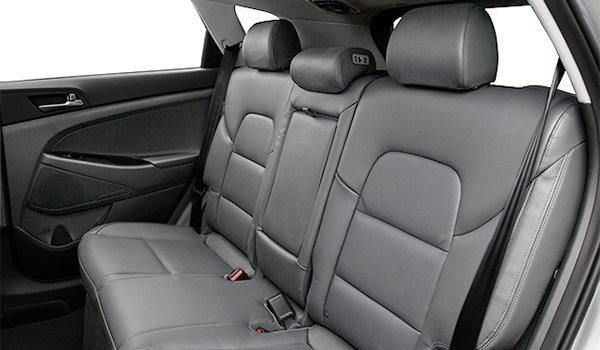 2016 Hyundai Tucson LUXURY | Photo 2 | Grey Leather