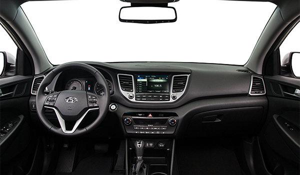 2016 Hyundai Tucson LUXURY | Photo 3 | Black Leather