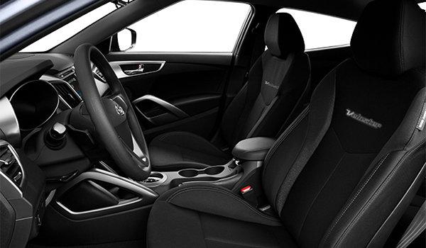 2016 Hyundai Veloster | Photo 1 | Black Cloth