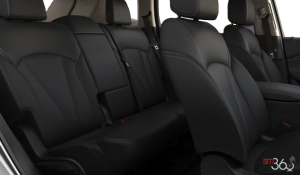 2017 Buick Envision Premium I | Photo 2 | Ebony/Ebony Accent Perforated Leather