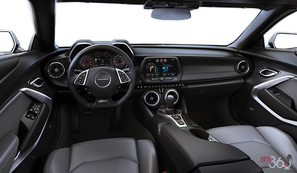 2017 Chevrolet Camaro convertible 2LT | Photo 2 | Medium Ash Grey Leather