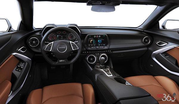 2017 Chevrolet Camaro convertible 2LT | Photo 2 | Kalahari Leather