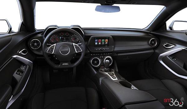 2017 Chevrolet Camaro coupe 1LS | Photo 3 | Jet Black Cloth
