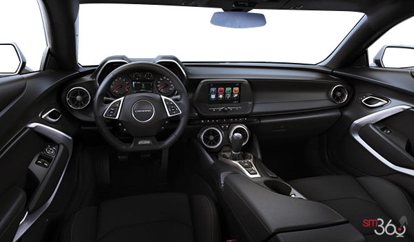 2017 Chevrolet Camaro coupe 1LT | Photo 3 | Jet Black Cloth